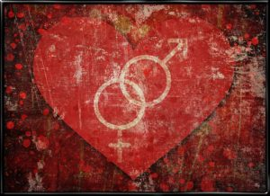 Dig og mig, plakat fra Inda Art