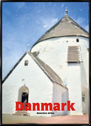 Østerlars Kirke, plakat